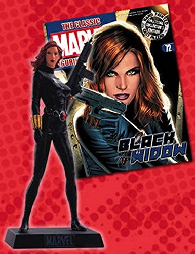 Marvel Figurine Collection #72 Black (Kostüm Widow Black Comic)