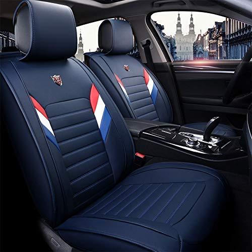 Autositzbezug Set Leder, Autositzbezug, Vorder- und Rücksitze, für 5 Sitze (Ford Courier Teile)