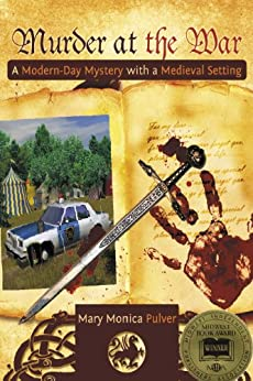 Murder at the War A Modern-Day Mystery with a Medieval Setting (Peter Brichter mystery Book 1) (English Edition) par [Pulver, Mary Monica]