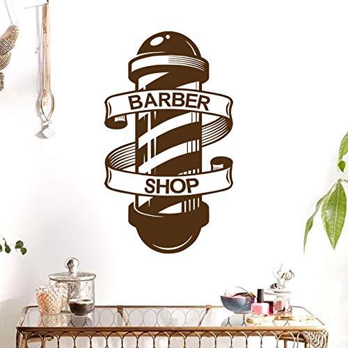 Zaosan Herren Barber Shop Sticker Aufkleber Haircut Shaver Poster B