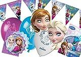 Ciao Y2514 Kit de accesorios de fiesta Disney Frozen para ...
