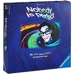 Nobody is perfect Brettspiel von Ravensburger - 27225 / Das lustige Gesellschaftsspiel für die ganze Familie