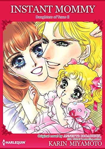 Instant Mommy: Harlequin comics (English Edition)