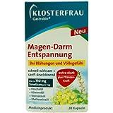 Klosterfrau Magen-Darm Entspannung Kapseln, 20 St