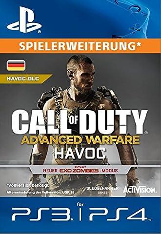 Call of Duty: Advanced Warfare - Havoc [Zusatzinhalt][PS4 PS3 PSN Code für deutsches Konto]