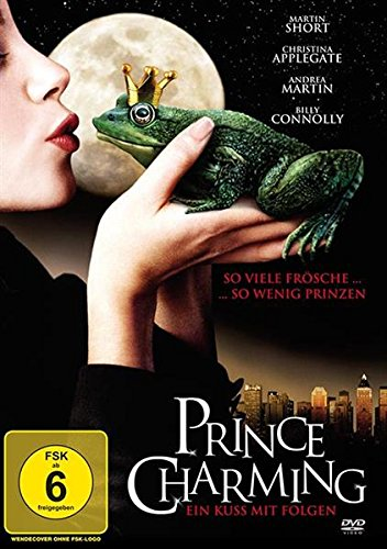 Prince Charming - Kuss mit Folgen Prince Shorts