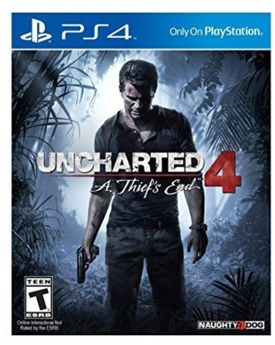 Uncharted 4: A Thief's End for PlayStation 4