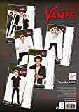 Image de The Official the Vamps 2016 A3 Calendar