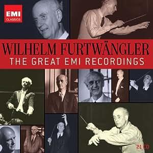 Wilhelm Furtwängler : The great EMI recordings (Coffret 21 CD - 125ème Anniversaire)