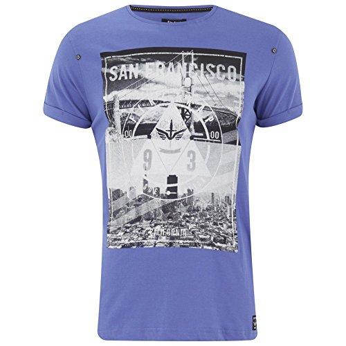 Firetrap -  T-shirt - Uomo Blu