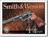 signs-unique Smith & Wesson 44Magnum Metal Sign (de)