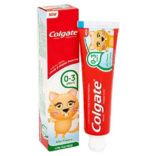 Dentifrice Colgate Smiles 0-3 ans 50ml