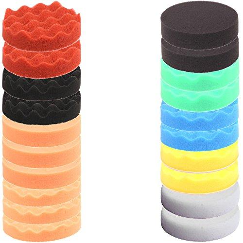 zfe-20-pieces-180mm-7-eponge-de-polissage-pour-le-broyage-machine-a-polir
