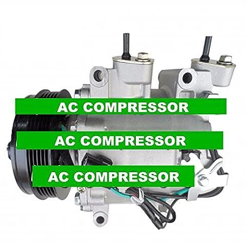Gowe AC Kompressor für trse07AC Kompressor für Auto Honda Fit Jazz III 1.2/1.42008–201334233442343438810-pwj-z1138810-rb8–00638810-rlc-014