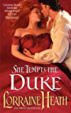 She Tempts the Duke (Lost Lords of Pembrooke)