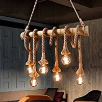 Amazon.it: VanMe Lights Lampadario Di Country: Casa e cucina