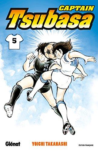 Captain Tsubasa - Olive et Tom Vol.5 par TAKAHASHI Yôichi