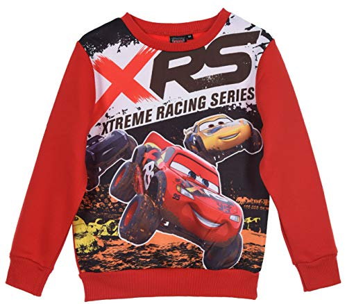 Disney Cars Jungen Sweatshirt -
