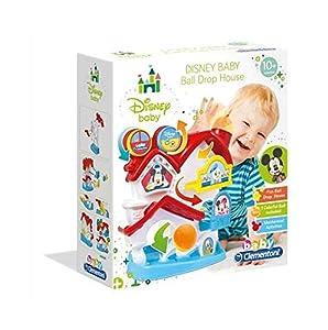 Clementoni- Mickey Baby Casa Actividades +10 Meses, Multicolor, Norme (17204)