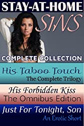 Stay At Home Sins: Boxed Set of Taboo XXX Tales