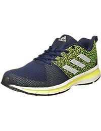 Adidas Men's Yaris 10 M Black Running Shoes - 7 UK/India (40.67 EU)