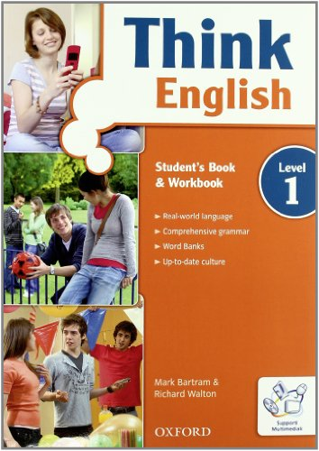 Think english. Student's book-Workbook-Think cult. Con espansione online. Per le Scuole superiori. Con CD-ROM: 1