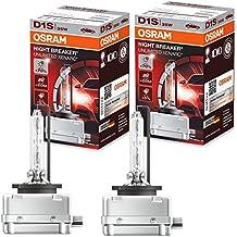 2x D1S OSRAM Nightbreaker Unlimited Xenarc 35W PK32d-2de 2
