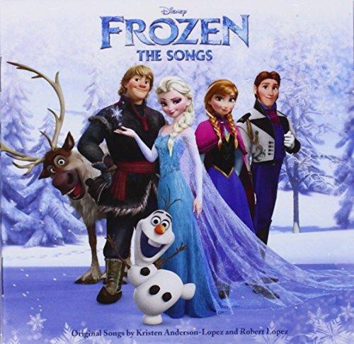 frozen cd Frozen - The Songs