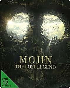 Mojin - The Lost Legend (Limited Steelbook mit Prägung und Hauptfilm in 2D + 3D) [Blu-ray]
