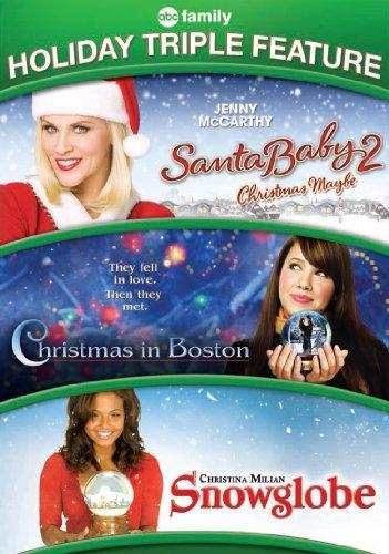 Santa Baby 2: Christmas Maybe / Christmas in Boston / Snowglobe by Jenny McCarthy