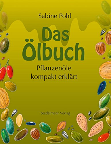 Das Ölbuch: Pflanzenöle kompakt erklärt - Pflanzliche Hautpflege Rezepte