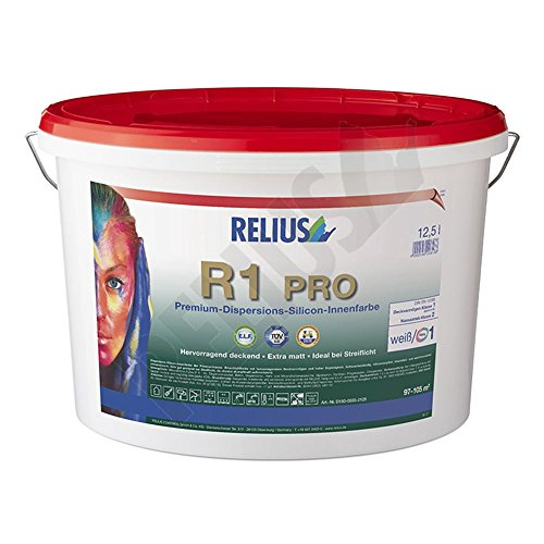 Relius R1 Pro ELF, weiß / Basis 1, 3 Ltr.