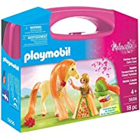 Amazon Fr Playmobil Princesse Figurines Figurines Et Vehicules