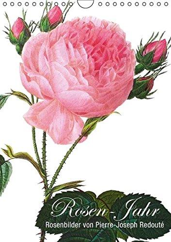 rosen-jahr-wandkalender-2016-din-a4-hoch-rosenbilder-von-pierre-joseph-redoute-monatskalender-14-sei