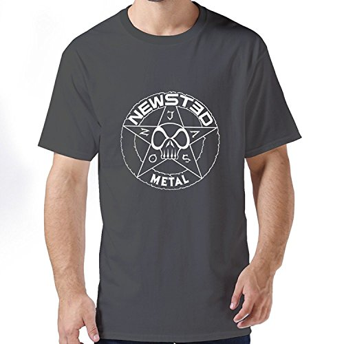 Mens Emotion Casual Newsted Tshirts XLarge