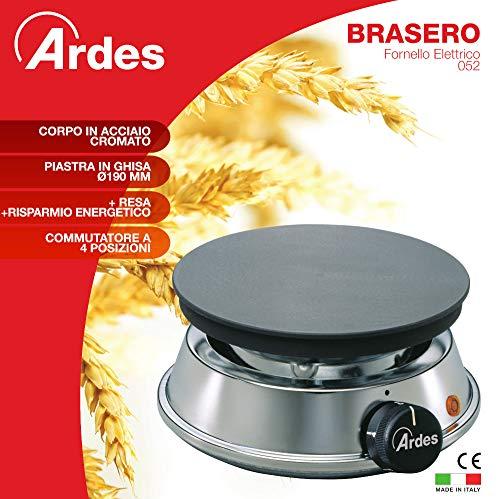 Zoom IMG-1 ardes ar052 fornello brasero in