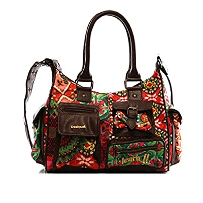 Sac a Main Bols Gipsy London Medium Rep - Desigual