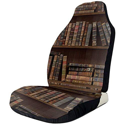 Car Seat Covers Coprisedili per Auto Vintage Coprisedili per Auto Auto Coprisedili per Auto Seggiolino Auto Borsa da Viaggio SUV Auto Camion Minivan Tutti I Coprisedili 2P