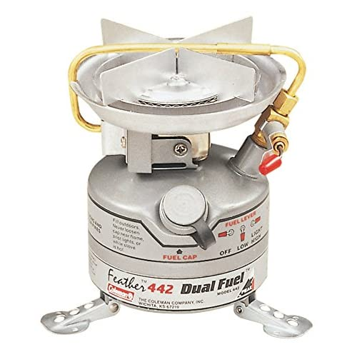 519 ypweaXL. SS500  - Coleman - Unleaded Feather Stove