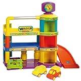 Wader 85100 - Baby Garage mit Autos