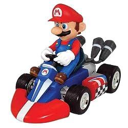 Super Mario - Mario Kart Pull Back Racers