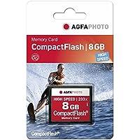 AgfaPhoto 233x High Speed MLC Compact Flash (CF) 8 GB Speicherkarte