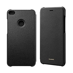 Huawei P Smart Custodia Flip, Black