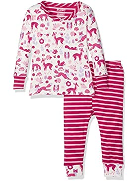 Hatley Baby-Mädchen Mini Pyjama Sets