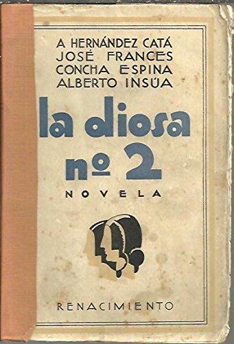 LA DIOSA NUMERO 2.