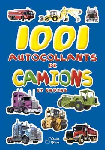 1001 Autocollants de Camions et Engins