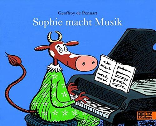 Sophie macht Musik: Vierfarbiges Bilderbuch (MINIMAX)