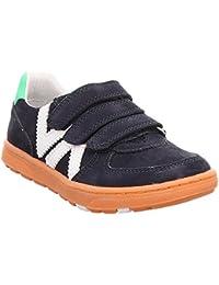 Vado 72622-118, Chaussures de Ville à Lacets Pour Garçon - Bleu - Bleu, 34 EU