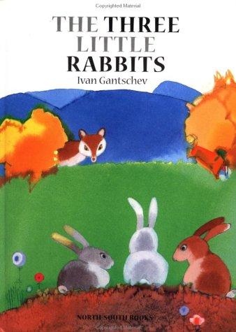 The three little rabbits : a Balkan folktale
