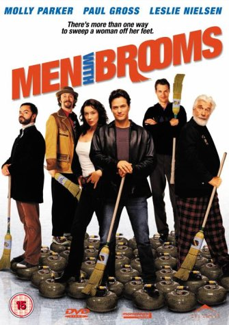 Bild von Men With Brooms [UK Import]